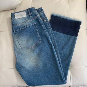 """ESCADA SPORT"" Cropped Jean"